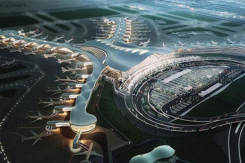سرمایه گذاری های کلان در ساخت و توسعه فرودگاه ها