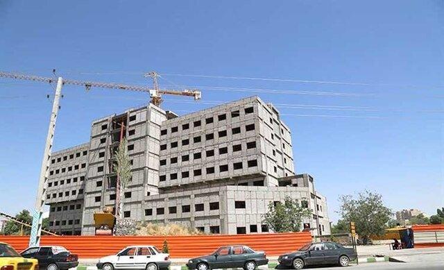 تکمیل بیمارستان تخصصی زنان ارومیه در انتظار تامین اعتبار