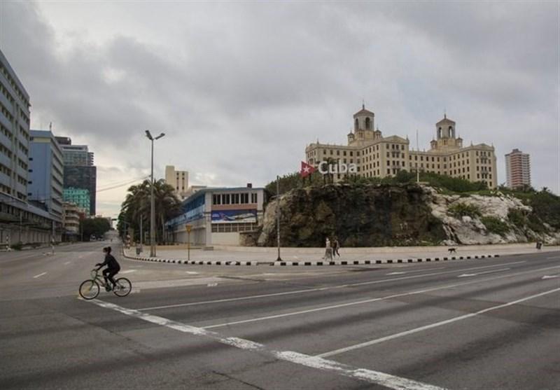 وضع مقررات منع رفت و آمد در پایتخت کوبا