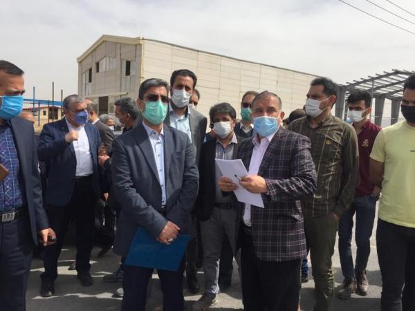 خبرنگاران معاون وزیر صمت: سازمان صنایع کوچک برای دانش بنیانها مزایای ویژه گذاشت